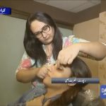Pakistan's first transgender saloon owner