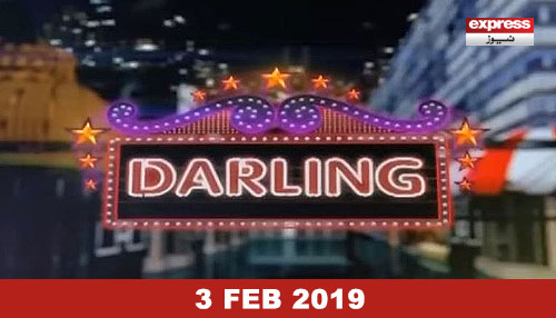 Darling - 3 Feb, 2019