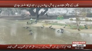 Rain and snow continue across the country