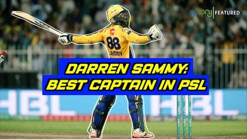 Zalmi's Darren Sammy - The Captain we all need