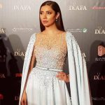Mahira Khan wins trophy at DIAFA awards