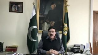 Sheikh Rasheed has a special message for the enemies of Pakistan