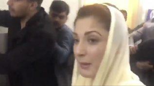 Maryam Nawaz confirms Nawaz Sharif's angiography