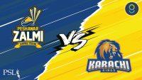 PSL 4 – Karachi and Peshawar are playing today