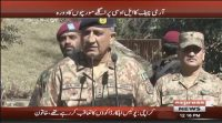 COAS to take a round of the LOC