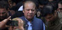 Nawaz Sharif was dismissed from Hospital straight to jail