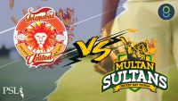 Multan Sultan to face Islamabad United today