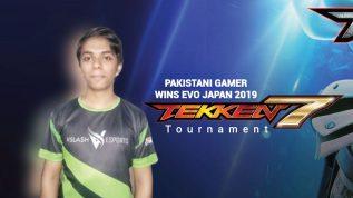 Pakistani wins Digital Games tournament