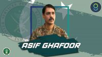 Pak troops on high-alert at LOC, says DG ISPR