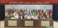 OIC has accepted Pakistan's request to condemn India