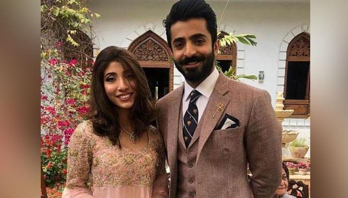Pakistani actor Sheheryar Munawar gets engaged