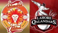 Islamabad United scores the highest PSL score ever!