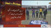 Karachi Kings to field against Peshawar Zalmi