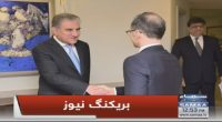 German Foreign Minister meets Shah Mehmood Qureshi