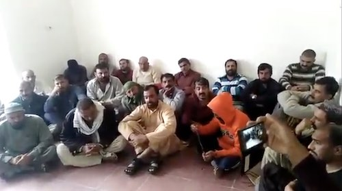 Pakistanis in Iraq appeal to PM Imran