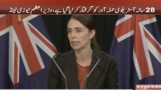 28 year old Australian shooter has been arrested: New Zealand Prime Minister