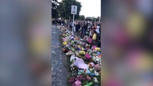 Compassion in the aftermath of New Zealand terror attack