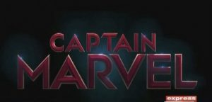Captain Marvel leads at the box office