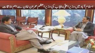 CM Buzdar met with Prime Minister Imran Khan