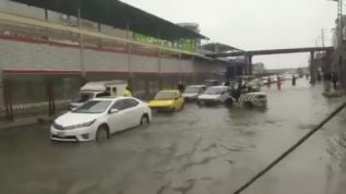 Is Peshawar the new Venice?