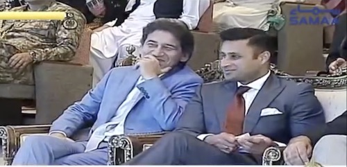 Prime Minister comments on Zulfi Bukhari's clothes