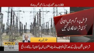 New conditions imposed by IMF