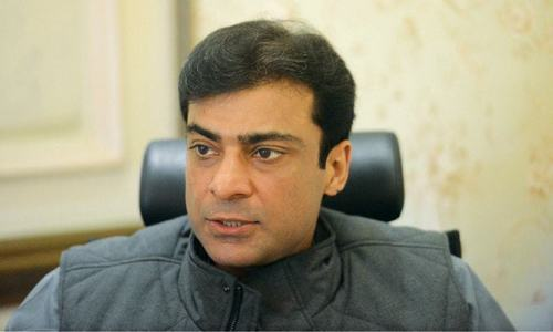 We are being mistreated: Hamza Shehbaz