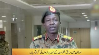 Sudan crisis: Former government members being arrested