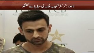 'Players' confidence should be built for a match' Shoaib Malik