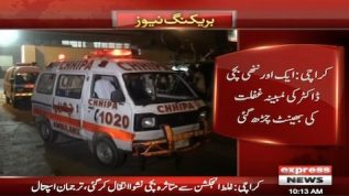 3 year old fighting for life due to doctors' carelessness