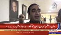 Bilawal calls PM Imran 'ghost employee' of NA
