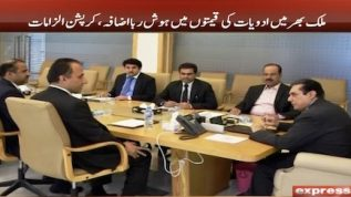 Chairman NAB takes notice of hike in medicine prices