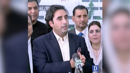 Prime Minister should control his language: Bilawal