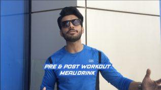 Ramzan fitness plan: Pre & Post drink