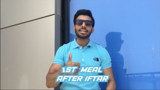Ramzan fitness plan: 1st meal after Iftar