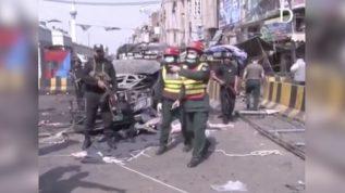 Lahore: Bomb blast at Data Darbar