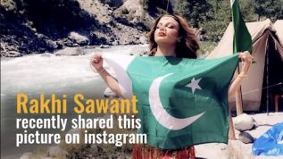 Rakhi Sawant has a message for Pakistani fans