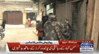 Polio Workers Made Hostage In Lahore