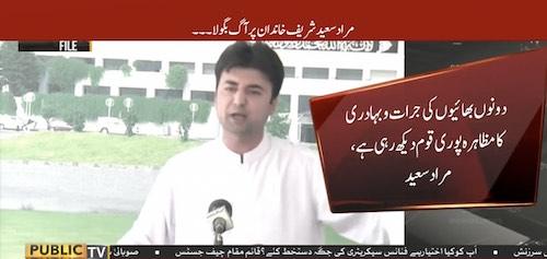 PTI fires back at Pervez Rasheed