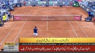 Italian Open going interesting
