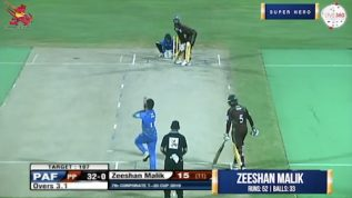 Match 7 – Super Hero – Zeeshan Malik