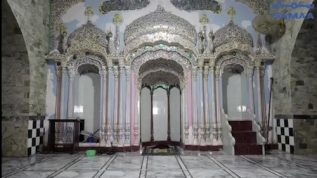 Tour of the beautiful Phool Hut mosque in Multan