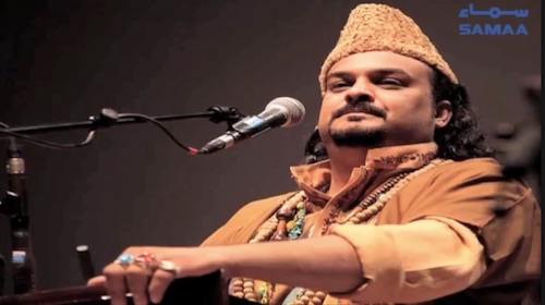 Amjad Sabri's 3rd Death Anniversary today