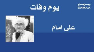 Death anniversary of painter Ali Imam today