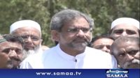 No hope from the current finance team: Khaqan Abbasi