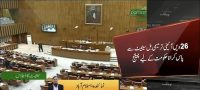 Challenge for govt to get 26th Constitution Amendment Bill passed in Senate