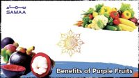 Benefit of purple fruits and vegetables