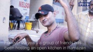 Karachi dastarkhwan serving for 20 years