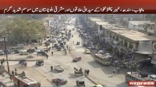 Heat Wave throughout Pakistan