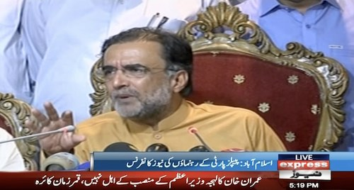 Kaira questions PM's tone during address to the nation